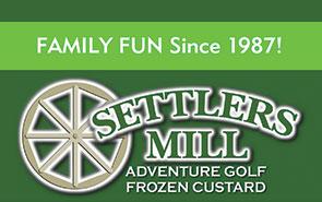 Settler's Mill Logo